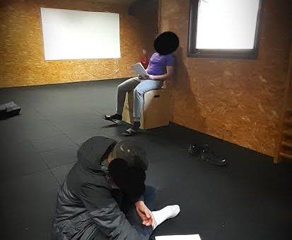 Atelier – slam / théâtre